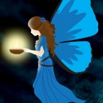 """""""Fairy with Candle"""" by Waxcreative Design (using stock art by Rosie Piter)"""
