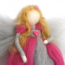 For Your Imagination Needle Felted Waldorf Dolls Fairyroom