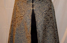 Vintage Cloak@Leggende Segrete on Etsy