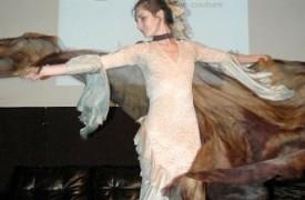 Modeling Firebird fae couture@PrepareForthePlaya.com