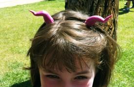 Horns on the side©FairyRoom