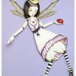 Fairy doll by Martin Obakke of The Filligree