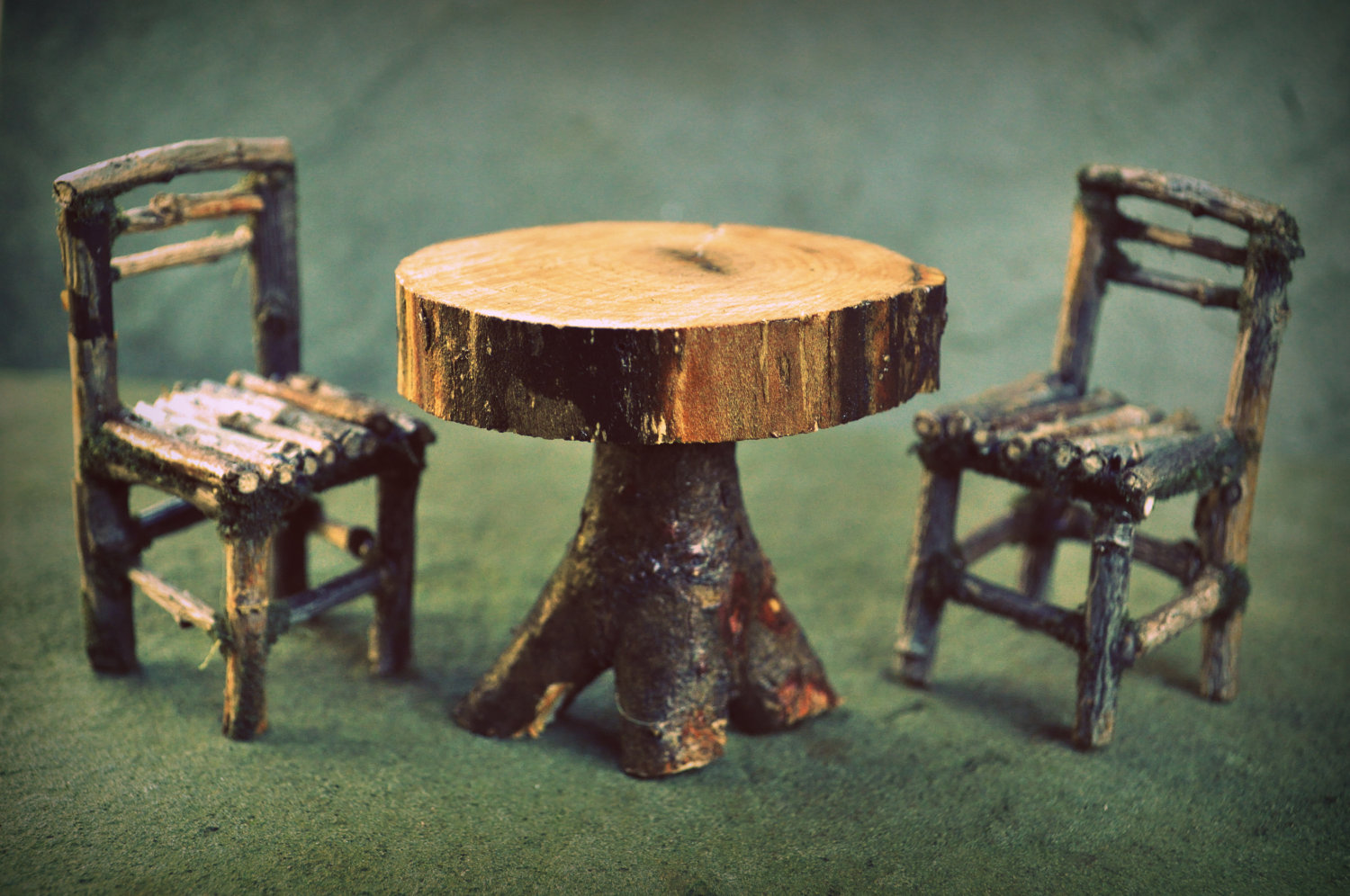 In A Similar Style This Beautifully Detailed Tiny Dining Table And Chairs