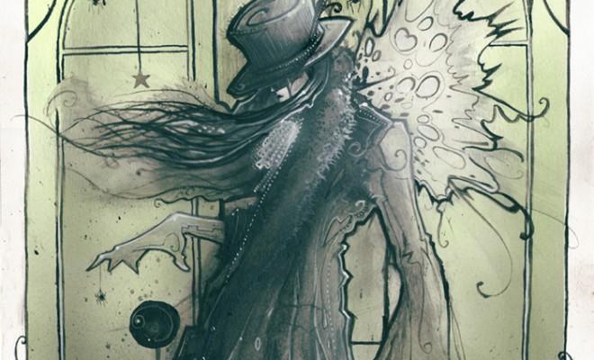 Fairy Godfather@Jerome Foster on deviantART