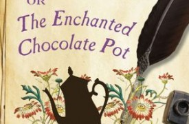 Sorcery and Cecelia, or The Enchanted Chocolate Pot by Patricia C. Wrede and Caroline Stevermer (Graphia 1988)