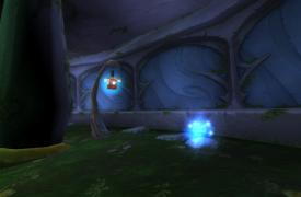 In-game World of Warcraft screen shot © Tristan Lopez