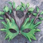 Dryad Mask by Mythical Designs