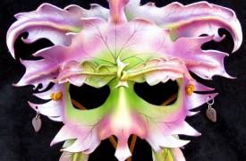 Green Man Mask by  Crimson Spark