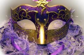 Venetian Fairy mask