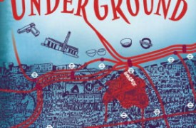Whispers Under Ground by Ben Aaronovitch (Del Ray 2012)
