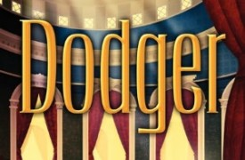 Dodger by Terry Prachett (HarperCollins, 2012)