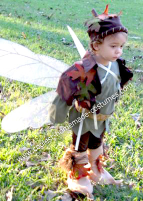 LITTLE GIRL FAIRY This Girlu0027s Fairy Costume ...  sc 1 st  FairyRoom & Last-Minute Fairy Gnome and Hobbit Costumes for the Whole Family ...