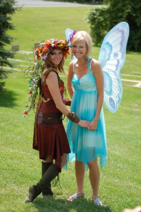 Earth Garden Fairy via EarthGarden  sc 1 st  FairyRoom : home made fairy costume  - Germanpascual.Com