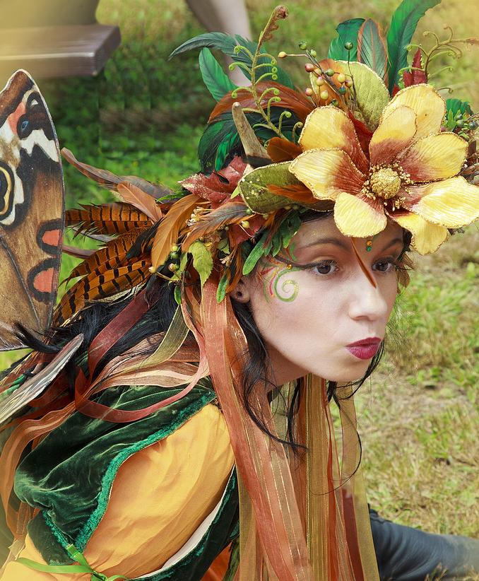 Flower Fairy via John ...