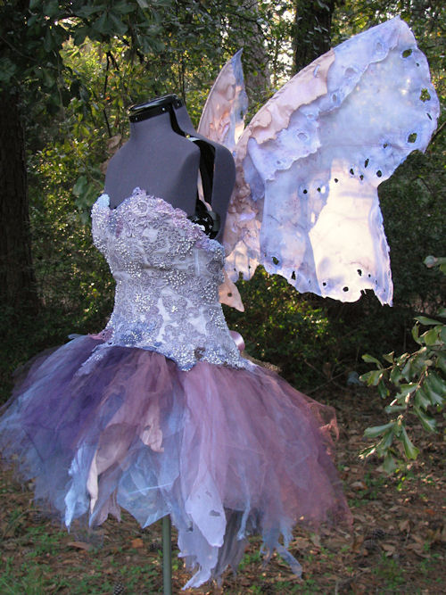 Upcycled Pixie via Fantasy Couture & 31 Days of Fairy Costumes | FairyRoom