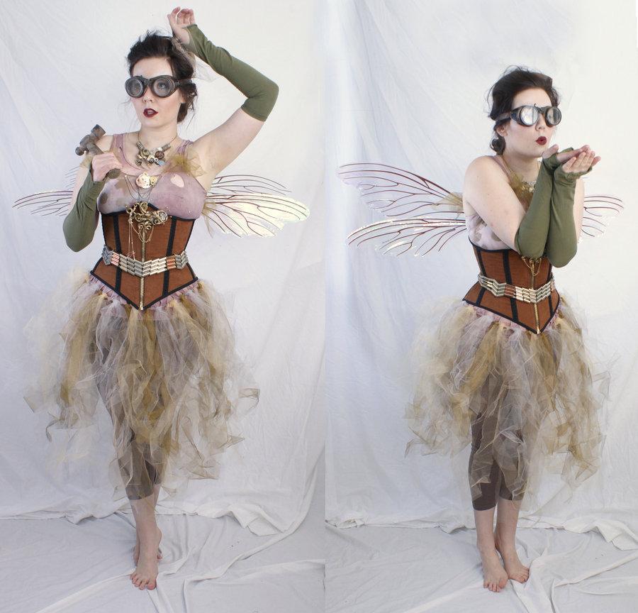 Steampunk Fairy Via Magikstock Fairyroom