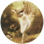 Under The Sea II by Sir Joseph Noel Patton via  Artcyclopedia