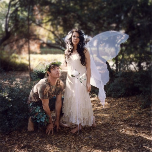 Moonbeam Wedding Fairy via Deanna of Enchanted HearthWoodland Fairy Cosplay