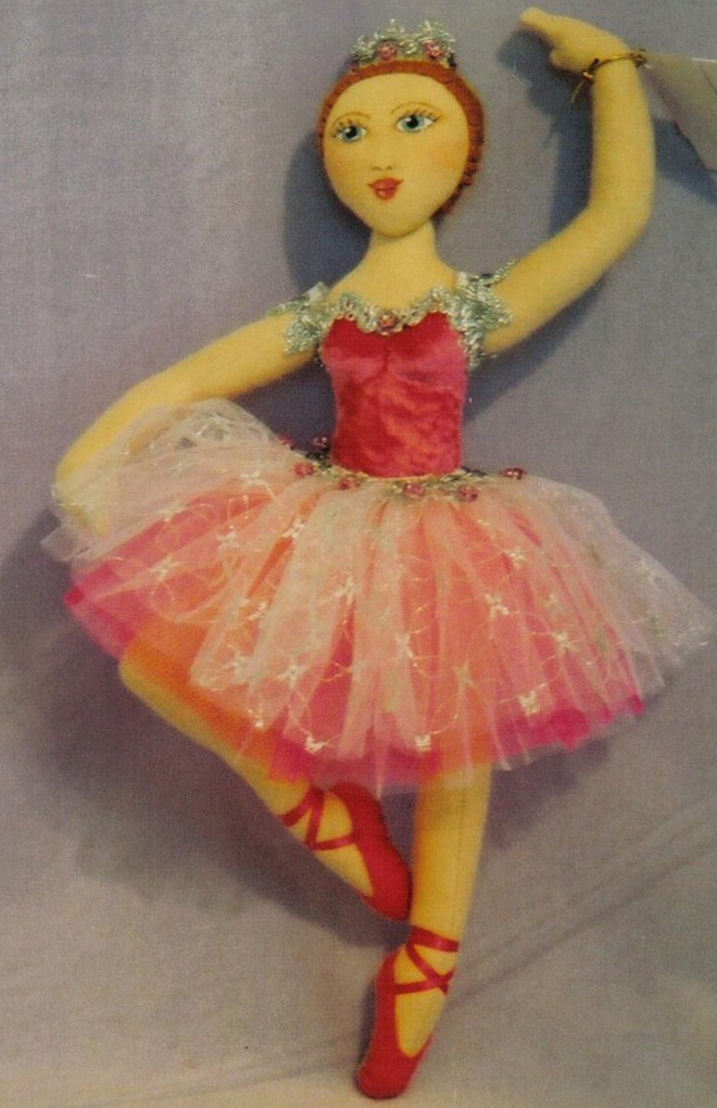 sugar plum fairy dolls