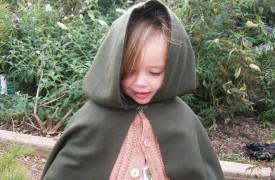 Ranger Cloak by Ranger Lore