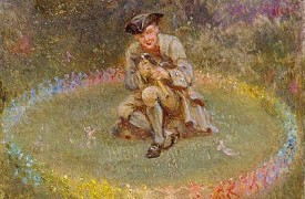 The Fairy Ring; the Enchanted Piper by William Holmes Sullivan @