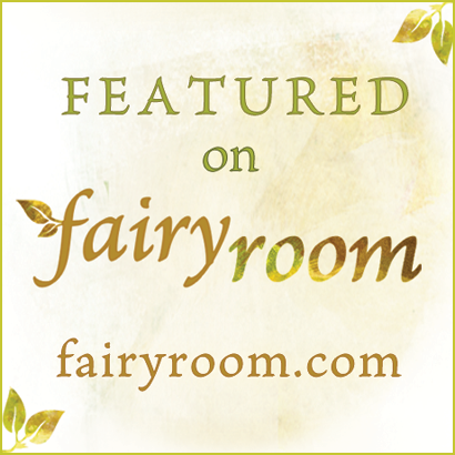 Featured on FairyRoom © Waxcreative