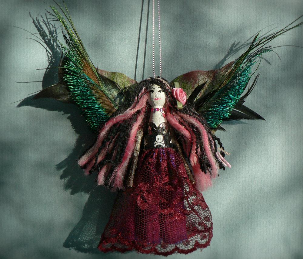 Fairy Christmas Ornaments.12 Days Of Christmas Fairy Fairyroom