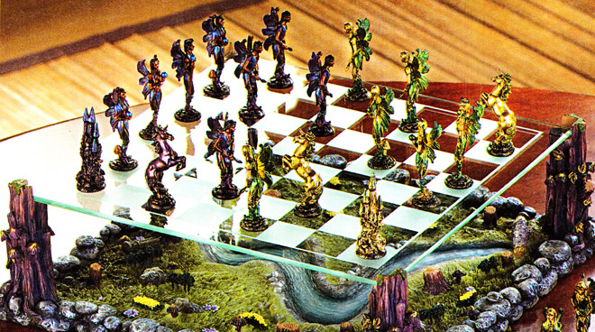 Fairy Chess Not At All What You Think Fairyroom