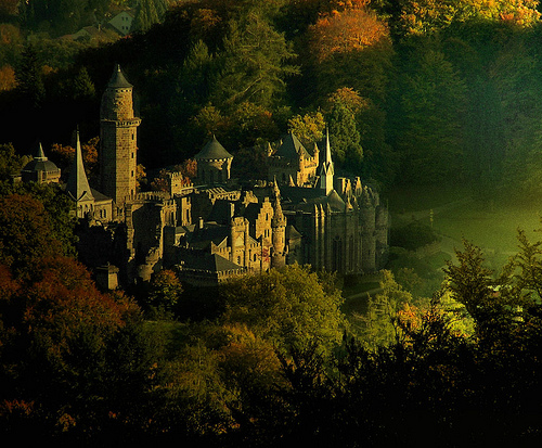 Fairy Tale Castle Source Unknown Fairyroom