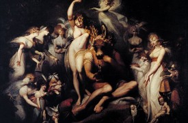 Titania and Bottom by Henry Fuseli
