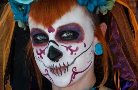 Dia de los Muertos, Dreadful Falls via Facebook